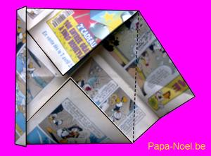 Papeterie comment fabriquer une enveloppe en papier faire - Creer une enveloppe ...