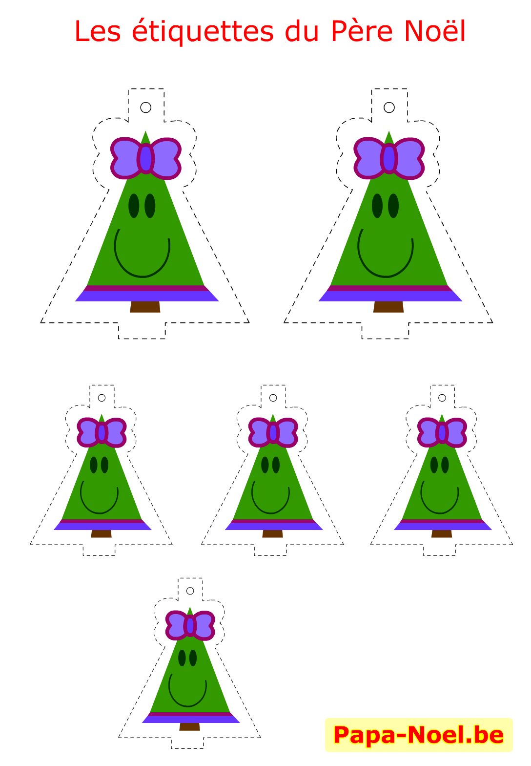 #063800 Bricolage Enfant NOEL Etiquettes A Imprimer Gratuites Pour  6950 Deco De Noel Gratuite A Imprimer 1088x1568 px @ aertt.com