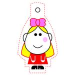 Etiquette de Noël Décoration bricolage enfant NOEL Etiquettes de Noël a imprimer gratuites