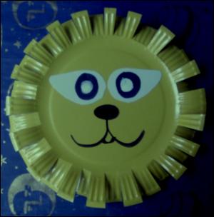 Noel bricolage enfant idee fabrication masque marionnette - Bricolage de noel en papier ...
