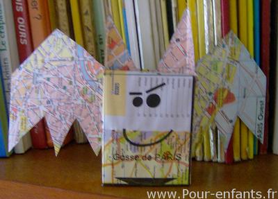 Imprimer paper toy noel sur papier de recuperation jouet en papier bricolage - Association de recuperation meubles gratuit ...