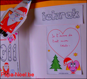 Papeterie de noel comment faire une carte idees decoration - Comment faire une belle creche de noel ...