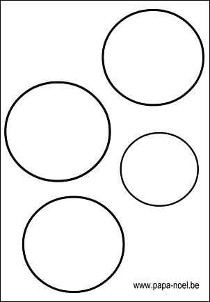 Noel coloriage de boule de noel graphisme coloriage de - Images boules de noel a colorier ...