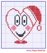 Jeux à imprimer NOEL Jeu des DIFFERENCES dessin de coeur d amour